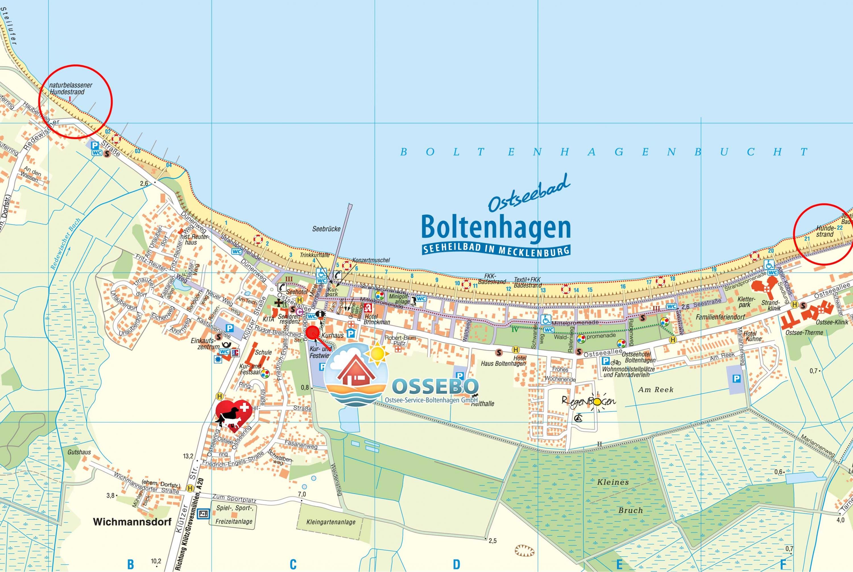 Ostseebad Boltenhagen Karte.Ostsee Urlaub Mit Dem Vierbeiner Im Ostseebad Boltenhagen Ostsee